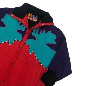 VTG C.O.D Cindy Owings Designs 80s Jacket/Coat